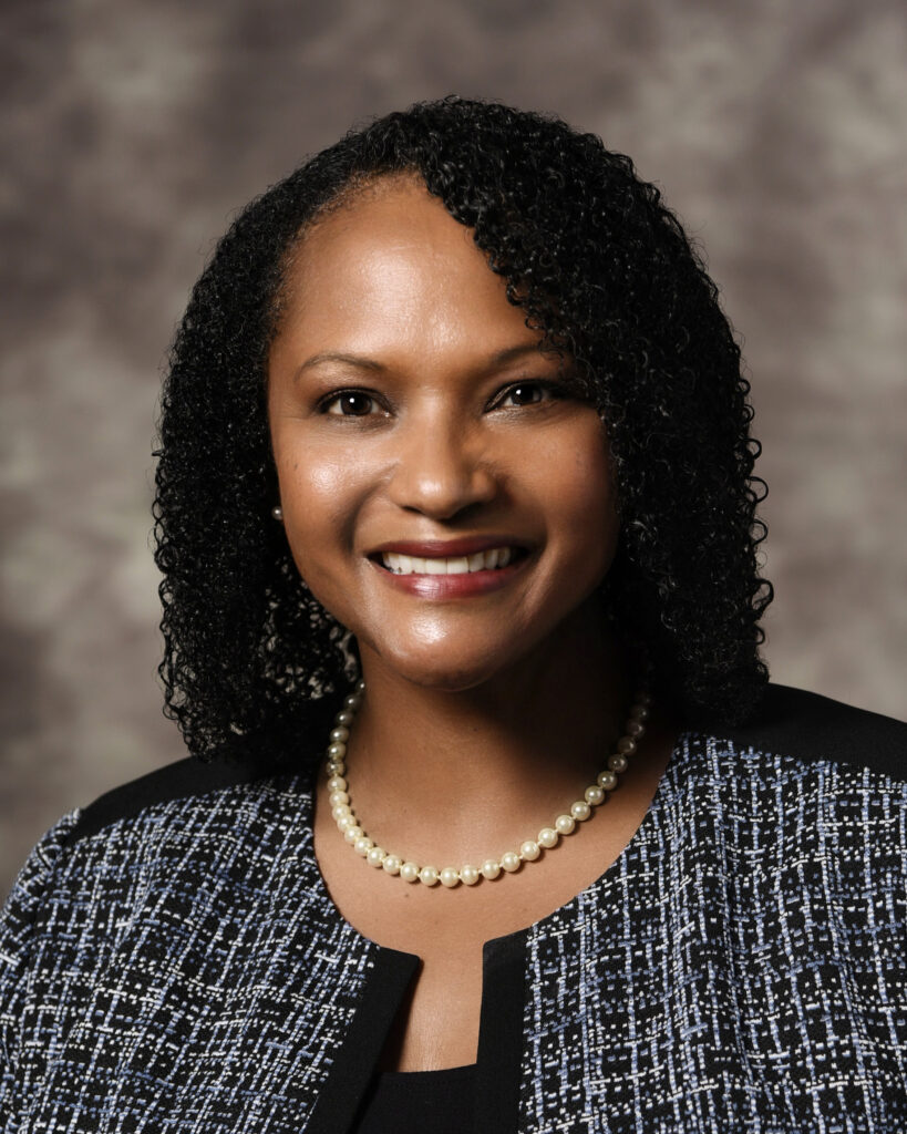 <b>Ann-Marie Knight </b><br>  VP Community Engagement <br>and Chief Diversity Officer <br>UF Health Jacksonville